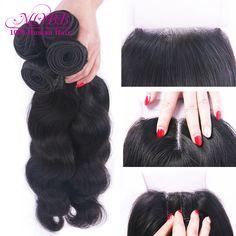 $40.80 (Buy here: https://alitems.com/g/1e8d114494ebda23ff8b16525dc3e8/?i=5&ulp=https%3A%2F%2Fwww.aliexpress.com%2Fitem%2FFree-shipping-Queen-hair-products-3-pcs-lot-Brazilian-Body-wave-hair-weave-bundles-with-lace%2F1711214371.html ) Brazilian Virgin Hair With Closure 4 pcs Hair Bundles With Lace Closures Unprocessed Human hair Brazilian Body Wave With Closure for just $40.80