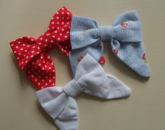 maker*land: How to make a bow brooch