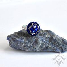 #swarovskiring #romanticring #bluejewelry #blueswarovski #swarovskijewelry #crystaljewelry #bridesmaidgift  #rhinestonering #bridalring #bluebridal #bluering #sparklingjewelry #bluewedding #somethingblue  #silverandblue #starring #starjewelry #cobaltring #cobaltjewelry #majesticblue  #roundring #everydayjewelry #navybluering #daintydelicate #cocktailring #adjustablering #sterlingsilverring #elegantring