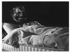 A man that is said to suffering from a phenomenon called sleep paralysis captured something sinister while he was asleep. The camera he was using was able to capture an unusual figure that's shadow-like hovering over him ...