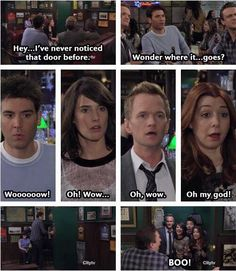 This made me wonder for so long when they kept opening it ahaha, idk if I was disappointed or happy […] Best Tv Shows, Best Shows Ever, Favorite Tv Shows, Robin Sherbatsky, I Meet You, Told You So, How Met Your Mother, Ted Mosby, Mothers Friend
