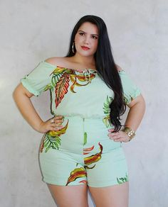 Fat Fashion, Curvy Women Fashion, Diva Fashion, Trendy Plus Size Clothing, Plus Size Outfits, Plus Size Fashion, Curvy Plus Size, Plus Size Women, Plus Size Inspiration