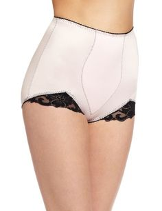 Pin It! :) Click Image Twice For More Info and Pricing :) #women #panties #lingerie #briefpanties #intimates  #highcut #undergarment #plussize  see more plus size panties at http://zpanties.com/category/panties-categories/plus-size-panties/ -  Rago Women's Plus-Size Panty V-Leg, Pink, 7X/44 « Z Panties
