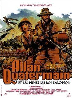 ea9103d9fd25 Allan Quatermain et les mines du roi Salomon 1985