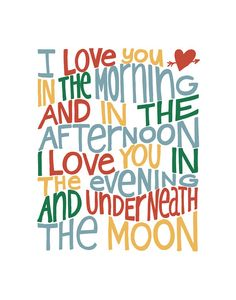 I Love You In The Morning. - hand drawn and hand lettered bright color print on white background - You're badass quotes - Girls Best Quotes, Love Quotes, Quotes White, Badass Quotes, Favorite Quotes, Inspirational Message, Inspiring Quotes, Inspire Me, Positive Quotes