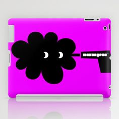 Trademark SPLASH - idokungfoo.com iPad Case by simonfoo - $60.00