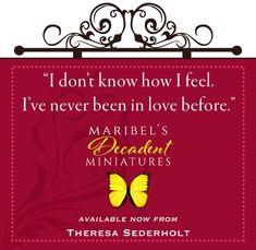 Never Been Loved, How I Feel, Miniatures, Feelings, Decor, Dekoration, Decoration, Dekorasyon, Home Improvements