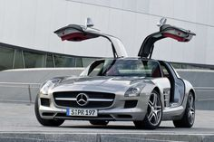 Mercedes SLS AMG Gullwing 2012