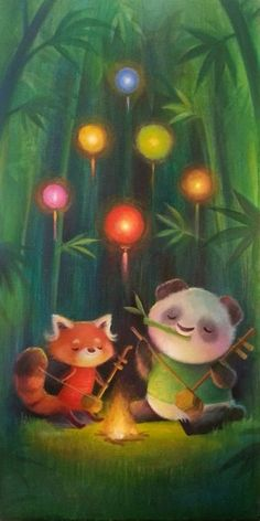 Panda Tunes by Heather Gross