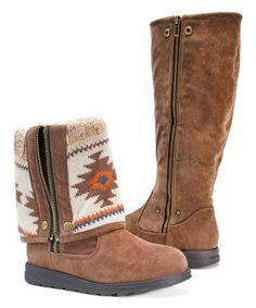 Another great find on #zulily! Tan Demi Boot - Women #zulilyfinds