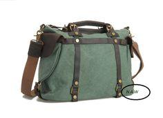 2. Umhängetasche Schultertasche Handtasche Sege... von NewArtWorld auf DaWanda.com