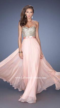 La Femme 19282   La Femme Fashion 2014 - La Femme Prom Dresses - Dancing with the Stars