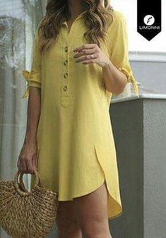 Dresses for women Limonni Claudette Casual Shorts REF: Do you like it? , Write us at whatsapp Dress Outfits, Casual Dresses, Casual Outfits, Fashion Dresses, Summer Dresses, Casual Shorts, Kurta Designs, Blouse Designs, Designs For Dresses