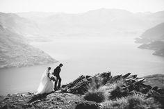 Heli Wedding Queenstown NZ By 222 Photographic Studios - Queenstown, NZ