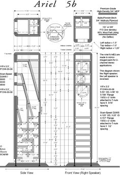 Construction Plans for the Mark 5b, ...