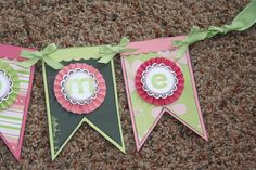 Scrappin& With Tammy: Cricut Banner Paper Banners, Flag Banners, Bunting Banner, Banner Ideas, Vinyl Crafts, Paper Crafts, Homemade Banners, Silhouette Cameo Cards, Cricut Banner