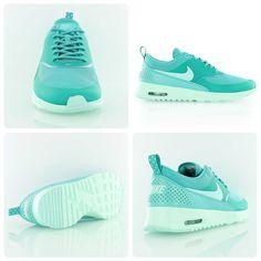 Nike Air Max Thea turquoise blue