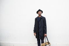 Totes! Top Coat Mens Style