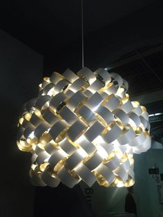 #ring_mix, the new lamp by #pallucco. A project by #brian_rasmussen