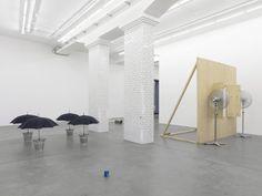 Roman Signer: Skulpture – Installation | Hauser  Wirth, Zurich, 2014