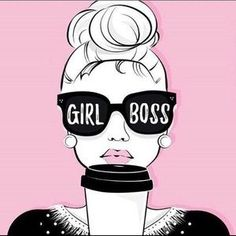 This reminds me of how much of a badass I am! Vogue Wallpaper, Grandma Quotes, Babe Quotes, Illustration Mode, Illustrations, Fashion Wall Art, Wall Art Quotes, Quote Wall, Girl Boss