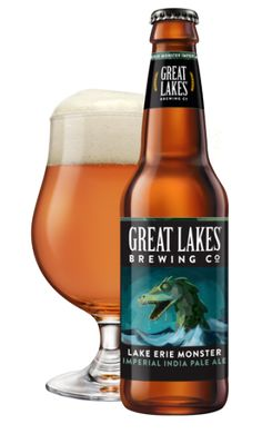 Lake Erie Monster® Imperial IPA | Great Lakes Brewing Company
