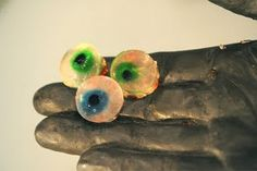eyeball jelly shots.  could it get any better?