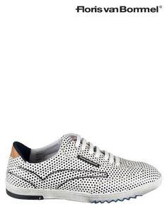 Floris van Bommel | 16074/04 | Sneakers | White