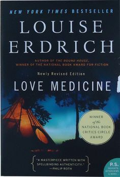 Erdrich's captivating first novel follows the interwoven lives of two Chippewa families living on a reservation in North Dakota. An incredible book about Native American culture, family ties, and the way one action can ripple out far into the darkness.