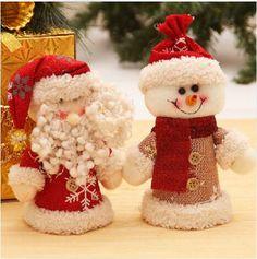 decoracion navideña 2015 - Buscar con Google Christmas Crafts, Xmas, Christmas Ornaments, Christmas Stockings, Snowman, Holiday Decor, Diy, Home Decor, Google