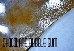 Chocolate Bubble Gum Shatter