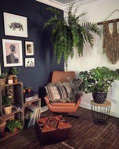 Boho Living Room, Home And Living, Living Room Decor, Bedroom Decor, Living Room Seating, Deco Time, Aesthetic Room Decor, Home And Deco, My New Room
