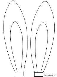 Image result for rabbit templates