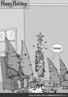 ChristmaSkeleton