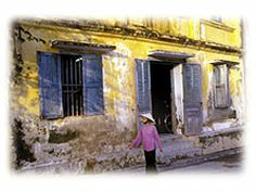Hoi An, a former commercial port located 19 miles from Da Nang, was a thriving international trading port from the 16th to 18th centuries, visited by the Portuguese, Japanese, Chinese, Dutch, British and French. Fortunate to escape damage from the Vietnamese–American war, this picturesque fishing village today retains the feel of centuries past with its eclectic pastel-hued buildings and narrow winding streets lined with antique stores, tailor shops and galleries.