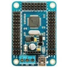Buy online motor driver controller boards for drive stepper motor at reasonable charges. Basically a motor controller strength and de-strength circuit for start and stop operations. Its main function is on, off over current protection. Robomart provides all types motors such as motor driver controller boards, motor driver controller boards india in all over india.