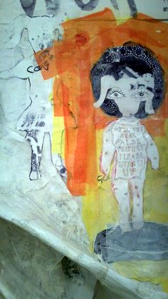 Diva Stream Of Consciousness, Diva, Alice, Invitations, Sculpture, Drawings, Painting, Inspiration, Art