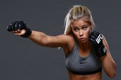 Meet the UFC's Youngest Breakout Star: Paige VanZant Muscle and Fitness Hers