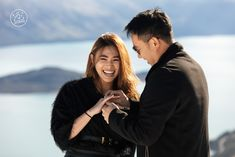 A perfect day for a surprise heli engagement. By Dan Childs at 222 Photographic Studios, Queenstown, New Zealand. Surprise Engagement, Engagement Couple, Photographic Studio, A Perfect Day, Image Sharing, Photo Shoots, Dan, Studios, Portrait