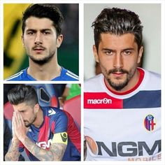 #MCM Panagiotis Kone player # 8 from Greece. The guy with the sexist haircut/face on earth.  #DontHateAppreciate #PanagiotisKone  #Greece #f...