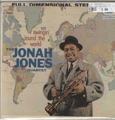 Jonah Jones Quartet, The - Swingin' Round The World