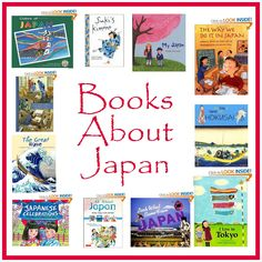 The Educators' Spin On It: Books About Japan plus tons of recipes and crafts for Kids in Around the World in 12 Dishes Series.