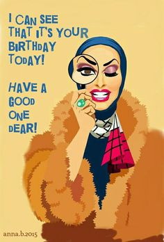 Happy Birthday African American Woman Cards Jpg 236x348 Drag Queen Alaska