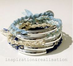 What could be better than a designer friendship bracelet at a fraction of the price? Show your love for your friends with the Friendship Tube Bracelet, which is a beautiful friendship bracelet that combines different colors of thread in a striking spiral.