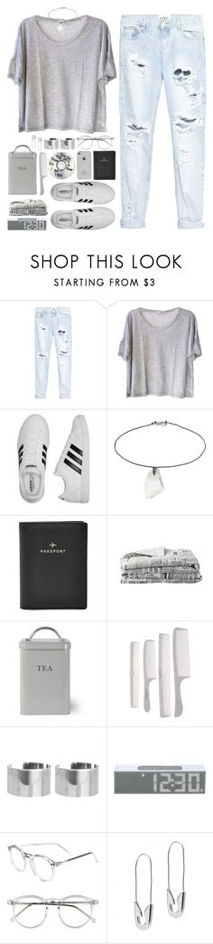 """we ain't ever getting older..."" by presmei ❤ liked on Polyvore featuring OneTeaspoon, Clu, adidas, Topshop, FOSSIL, Garden Trading, ASOS, LEXON, Wildfox and Tom Binns"