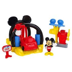Mickey Mouse Soap n Suds Car Wash
