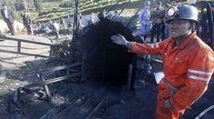 China માં બે અલગ-અલગ કોલસાની ખાણોમાં ઓછામાં ઓછા ૧૦ લોકોના મોત થયા છે અને ૪૦ અન્ય લોકો ગુમ થયા છે.http://goo.gl/W9W9x9