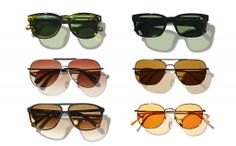 Jack Spade Sunglass Collection 2014