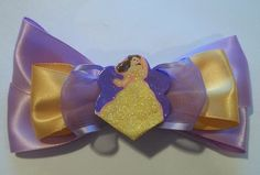 Beauty And The Beast Belle Purple Feathered by JENSTARDESIGNS, $5.00