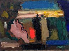 Wim Oepts (1904-1988) - Park